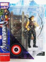 Marvel Select - Hawkeye (The Avengers)