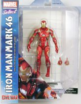 Marvel Select - Iron Man Mark 46 (Civil War)