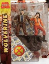 Marvel Select - Wolverine & Kitty Pryde (Days of Future Past)
