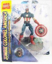 Marvel Select - Zombie Colonel America