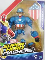 "Marvel Super Hero Mashers - Captain America ""World War II\"""