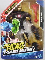 "Marvel Super Hero Mashers - Iron Man \""Marvel Now black & gold armor\"""