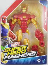 "Marvel Super Hero Mashers - Iron Man \""red & gold armor\"""