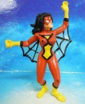 Marvel Super-Heroes - Comics Spain PVC Figure - Spider-Woman