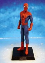 Marvel Super Heroes - Eaglemoss - #001 Spider-Man (L\'Araignée)