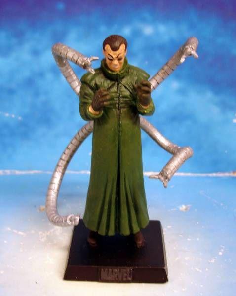 Marvel Super Heroes - Eaglemoss - #003 Dr. Octopus