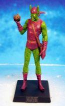 Marvel Super Heroes - Eaglemoss - #008 Green Goblin (Le Bouffon Vert)
