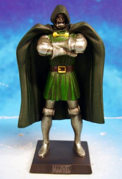 Marvel Super Heroes - Eaglemoss - #010 Doctor Doom (Docteur Fatalis)