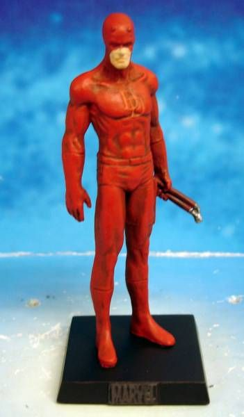 Marvel Super Heroes - Eaglemoss - #013 Daredevil