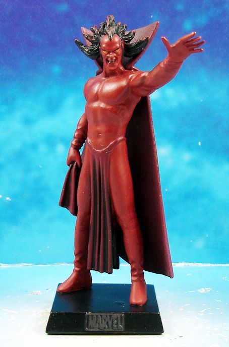 Marvel Super Heroes - Eaglemoss - #024 Mephisto