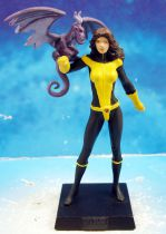 Marvel Super Heroes - Eaglemoss - #045 Shadowcat & Lockheed
