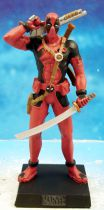 Marvel Super Heroes - Eaglemoss - #056 Deadpool