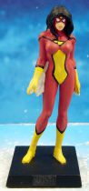 Marvel Super Heroes - Eaglemoss - #061 Spider-Woman