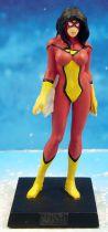 Marvel Super Heroes - Eaglemoss - #061 Spider-Woman