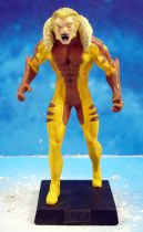 Marvel Super Heroes - Eaglemoss - #084 Sabertooth (Dents de Sabre)