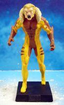 Marvel Super Heroes - Eaglemoss - #084 Sabertooth (Dents de Sabre)