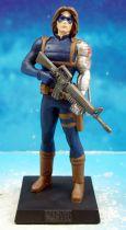 Marvel Super Heroes - Eaglemoss - #085 Winter Soldier (Le Soldat de l\'Hiver)