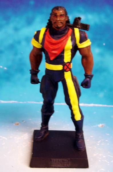 Marvel Super Heroes - Eaglemoss - #092 Bishop