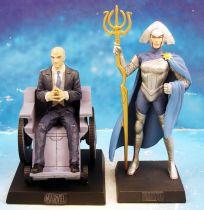 Marvel Super Heroes - Eaglemoss - #HSD01 Professor X & Lilandra