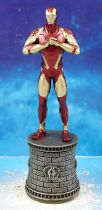 Marvel Super Heroes - Eaglemoss - Chess Collection #002 Iron Man