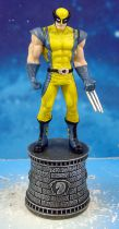 Marvel Super Heroes - Eaglemoss - Chess Collection #003 Wolverine (Serval)