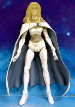 Marvel Super-Héroes - Emma Frost \'\'clear\'\' (loose)