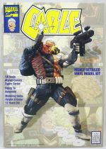 Marvel Super Heroes - Horizon Model Kit - Cable