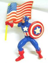 Marvel Super-Heroes - Yolanda PVC Figure - Captain America