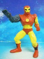 Marvel Super-Heroes - Yolanda PVC Figure - Iron Man