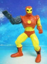 Marvel Super-Heroes - Yolanda PVC Figure - Iron Man