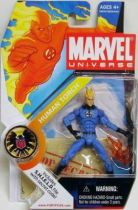 Marvel Universe - #1-011 - Human Torch