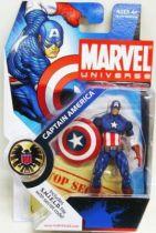 Marvel Universe - #1-012 - Captain America