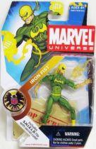 Marvel Universe - #1-017 - Iron Fist