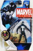 Marvel Universe - #1-018 - Black Costume Spider-Man
