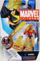 Marvel Universe - #1-022 - Ms. Marvel (Classic costume)