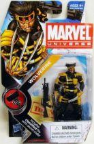 Marvel Universe - #2-027 - Wolverine