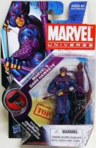 Marvel Universe - #2-031 - Dark Hawkeye