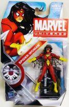 Marvel Universe - #3-006 - Spider-Woman
