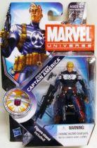 Marvel Universe - #3-021 - Steve Rogers Captain America