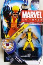 Marvel Universe - #3-025 - Astonishing Wolverine
