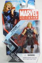 Marvel Universe - #4-001 - Thor (Ages of  Thunder)