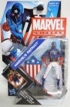 Marvel Universe - #4-002 - Marvel\'s Patriot