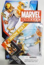 Marvel Universe - #4-006 - Iron Fist