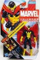 Marvel Universe - #4-018 - Nighthawk