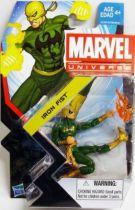 Marvel Universe - #5-002 - Iron Fist