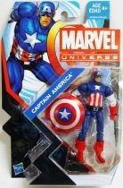 Marvel Universe - #5-004 - Captain America