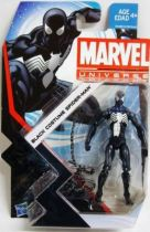 Marvel Universe - #5-007 - Black Costume Spider-Man