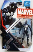Marvel Universe - #5-007 - Black Costume Spider-Man