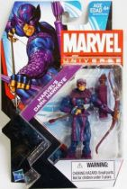 Marvel Universe - #5-012 - Dark Hawkeye