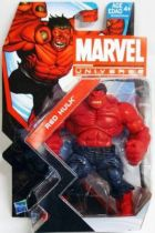 Marvel Universe - #5-013 - Red Hulk